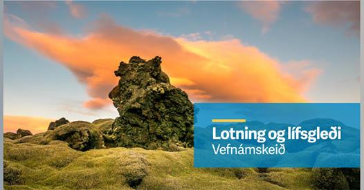 Lotning og lífsgleði- Tendraðu lífsneistann